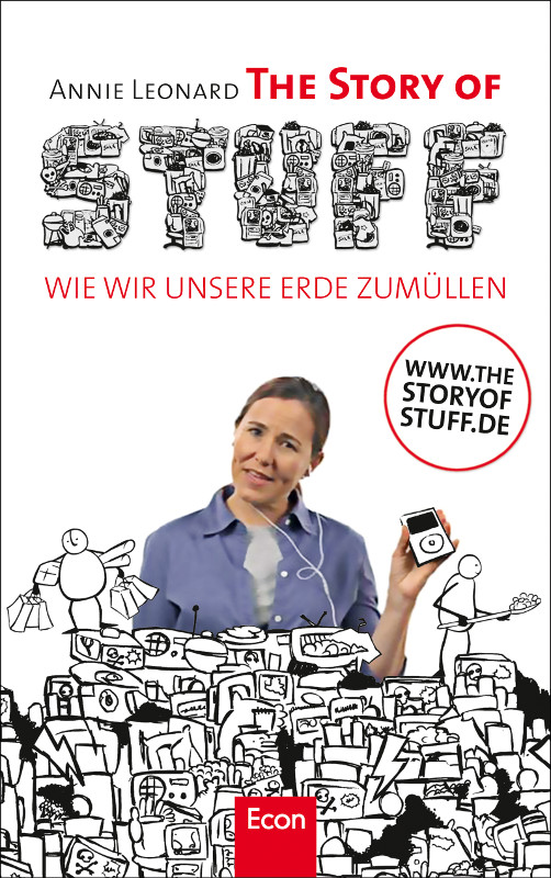 """Cover von """"The Story of Stuff"""""""